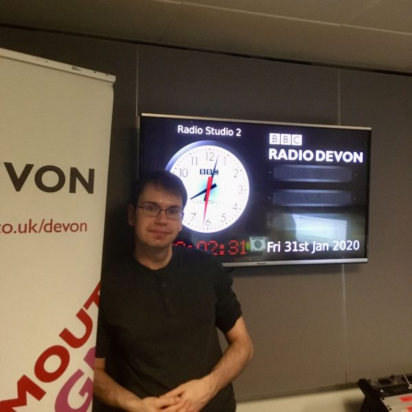 RADIO DEVON INTERVIEW!